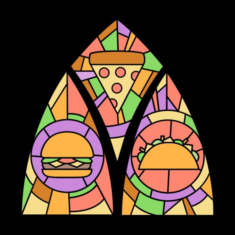 The holy trinity Kids T-Shirt by Daniel Stevens's Artist Shop