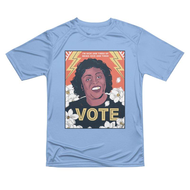 Fannie Lou Hammer Women's T-Shirt by Daniel Stevens's Artist Shop