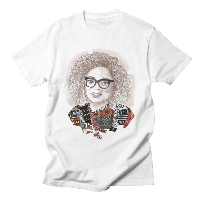 Ruth E Smith Men's T-Shirt by Daniel Stevens's Artist Shop