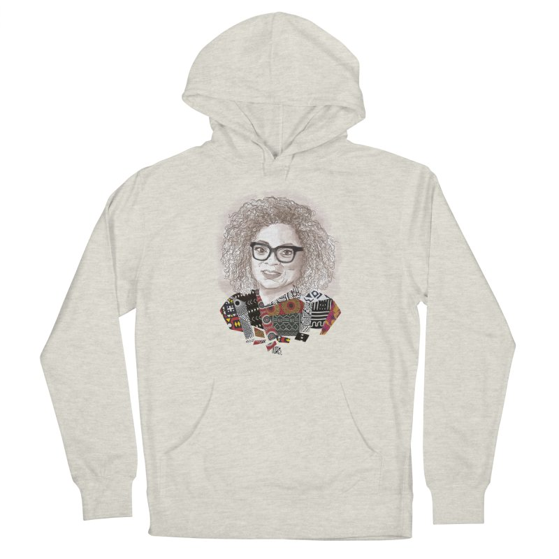 Ruth E Smith Women's Pullover Hoody by Daniel Stevens's Artist Shop