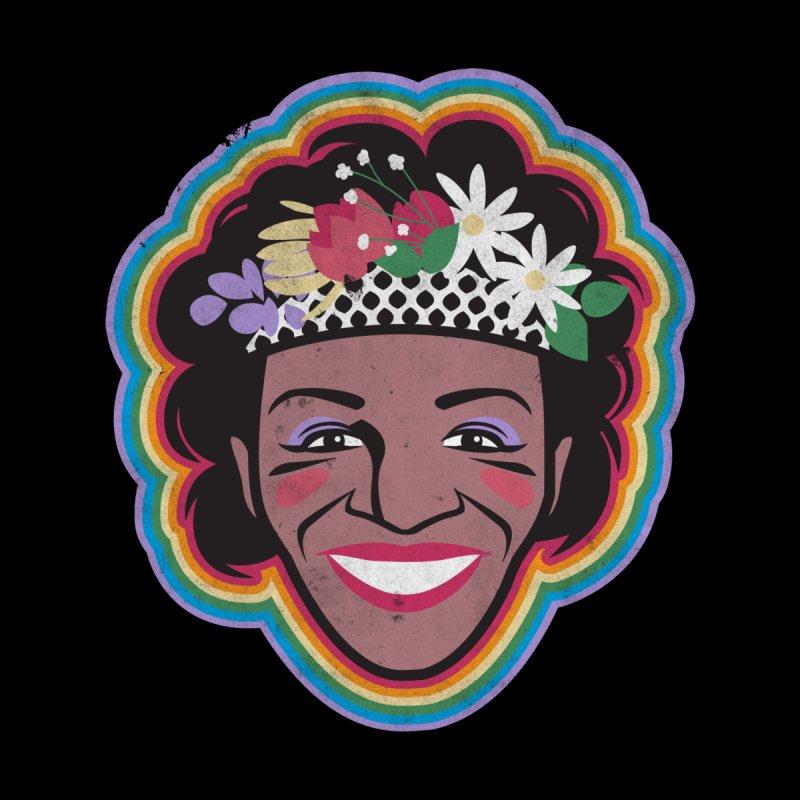 Marsha P Johnson Accessories Magnet by Daniel Stevens's Artist Shop
