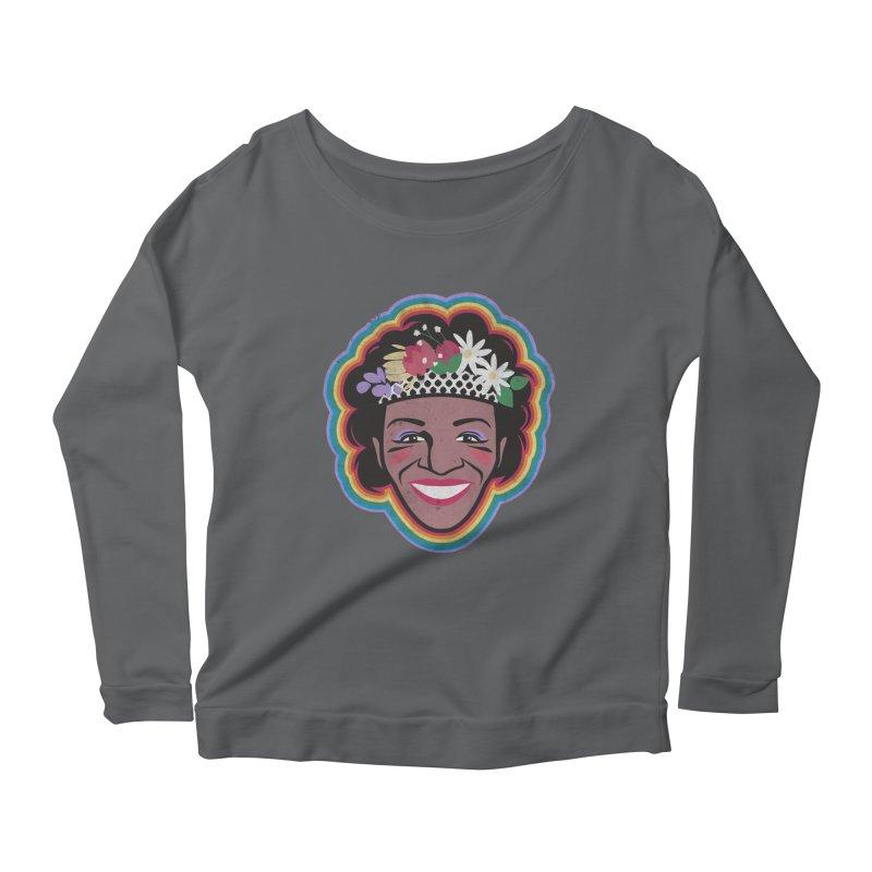 Marsha P Johnson Women's Longsleeve T-Shirt by Daniel Stevens's Artist Shop