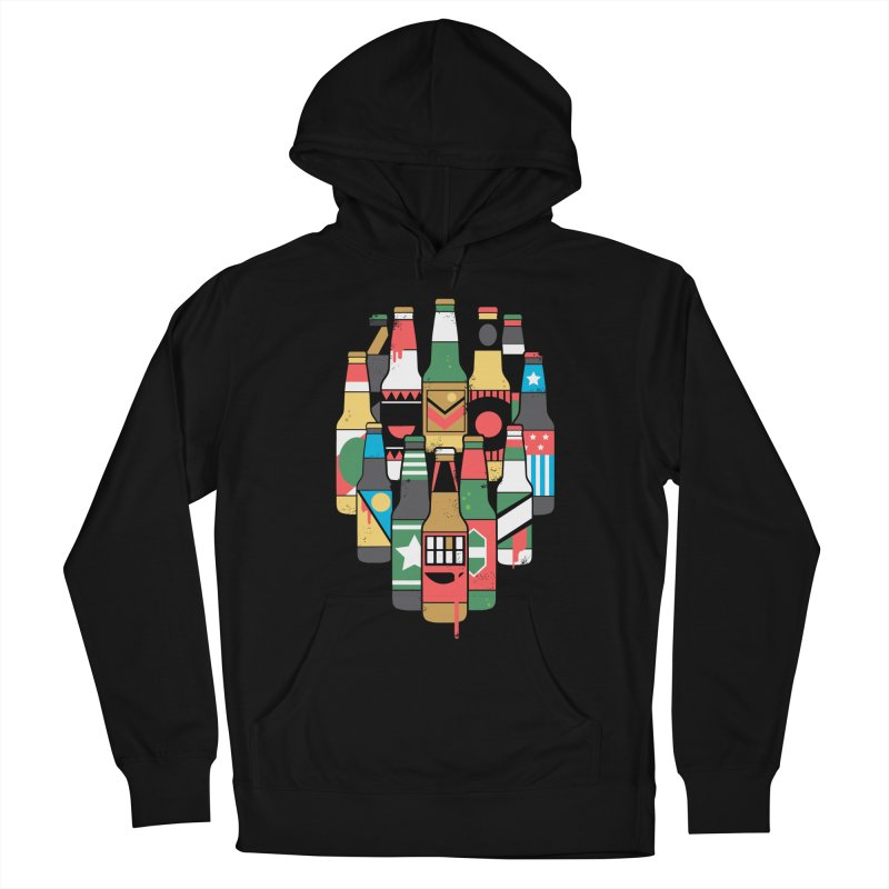 Zombeer Men's Pullover Hoody by danielstevens's Artist Shop