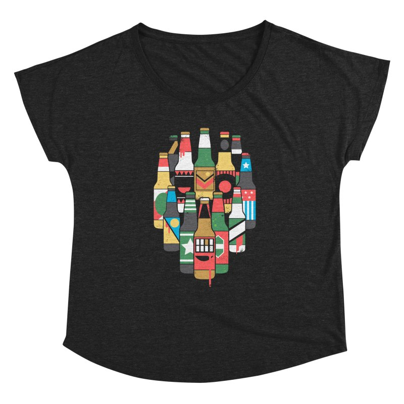 Zombeer Women's Dolman by danielstevens's Artist Shop