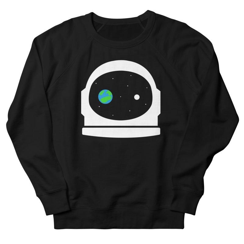 Space Face Men's Sweatshirt by danielstevens's Artist Shop