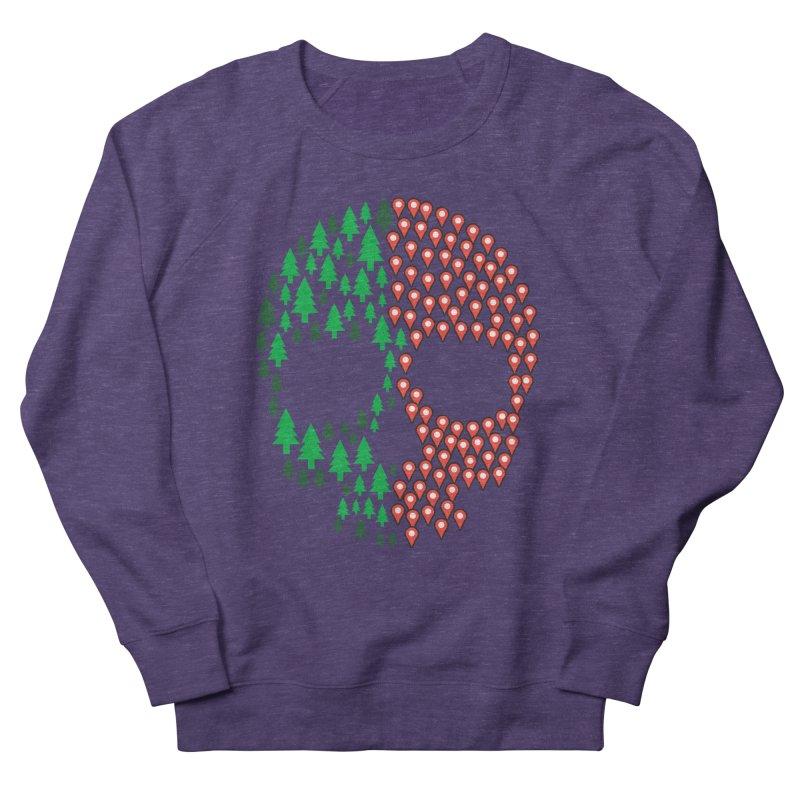 Deforestation Women's Sweatshirt by danielstevens's Artist Shop
