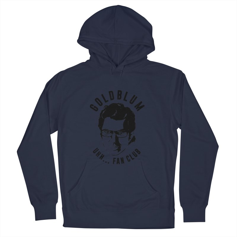 Goldblum fan club Men's Pullover Hoody by Daniel Stevens's Artist Shop