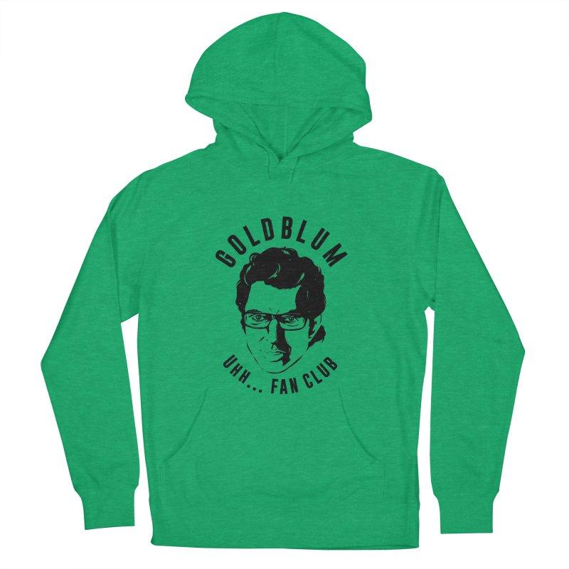 Goldblum fan club Women's French Terry Pullover Hoody by danielstevens's Artist Shop
