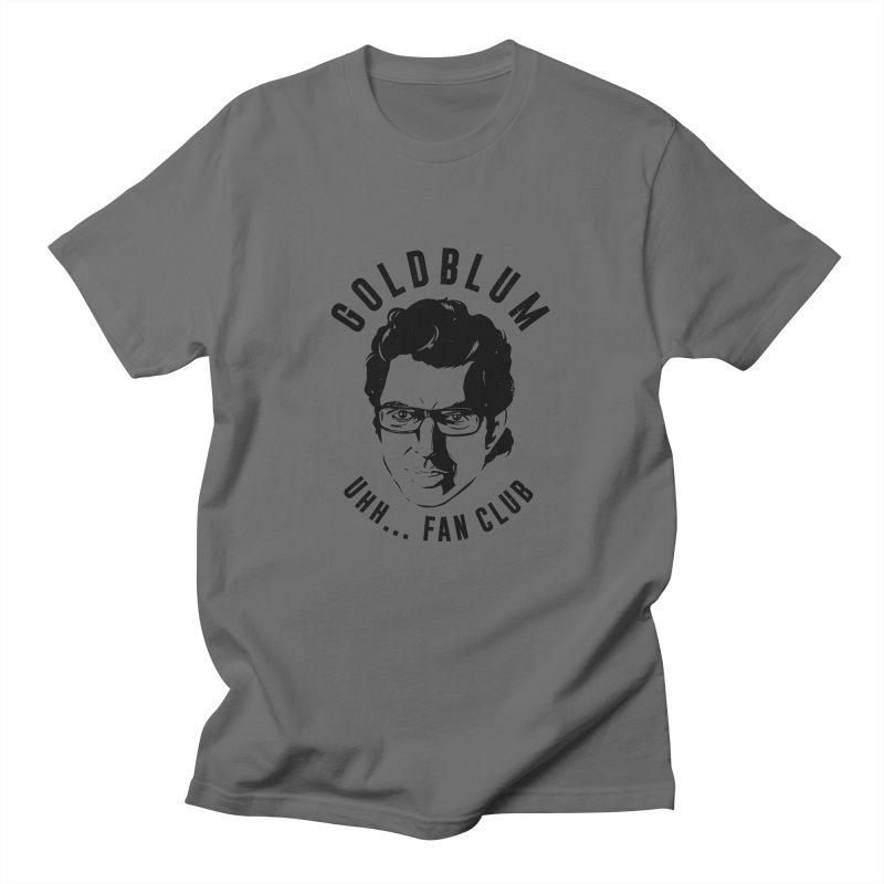 Goldblum fan club Men's T-Shirt by Daniel Stevens's Artist Shop