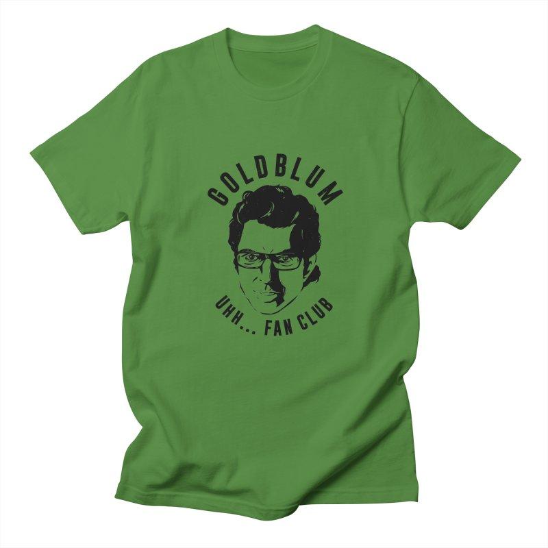 Goldblum fan club Men's Regular T-Shirt by Daniel Stevens's Artist Shop