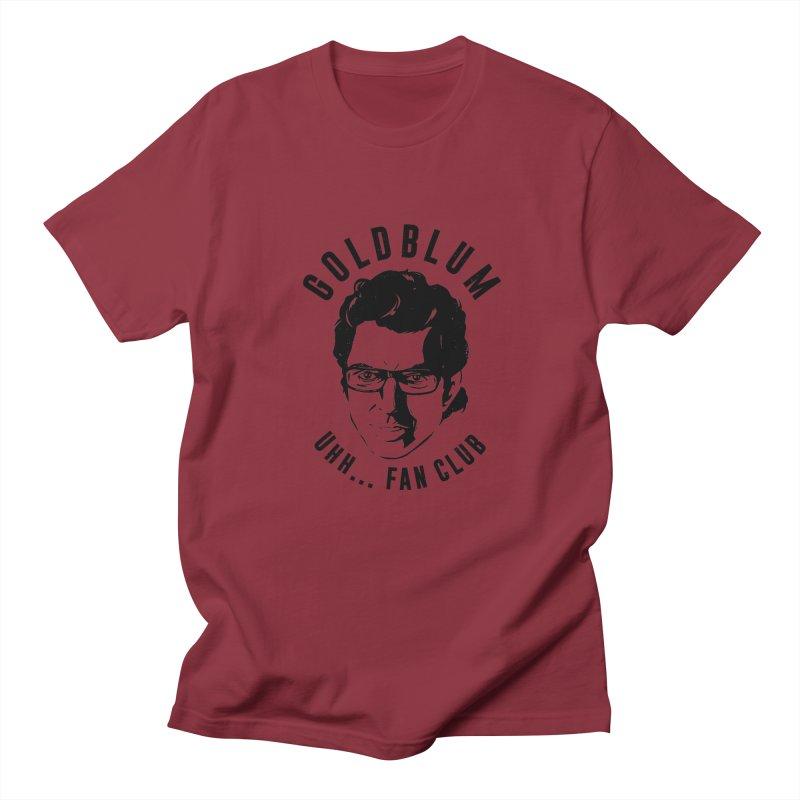 Goldblum fan club Men's T-Shirt by danielstevens's Artist Shop