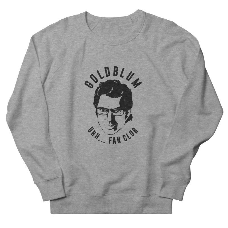 Goldblum fan club Women's Sweatshirt by danielstevens's Artist Shop