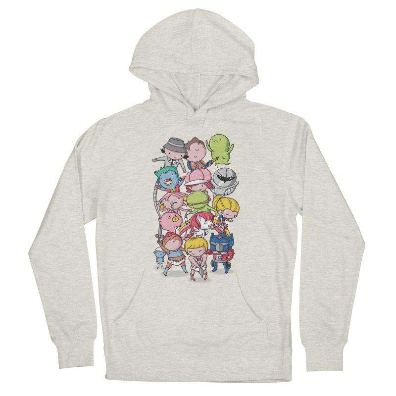 80's Babies Men's Pullover Hoody by Daniel Stevens's Artist Shop