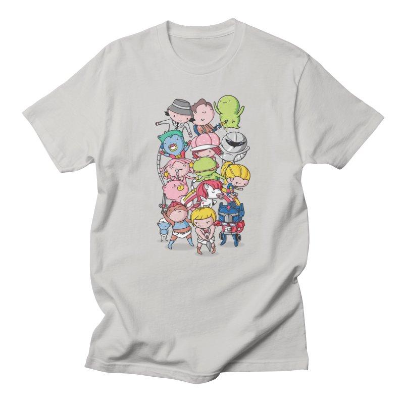 80's Babies Men's T-Shirt by Daniel Stevens's Artist Shop