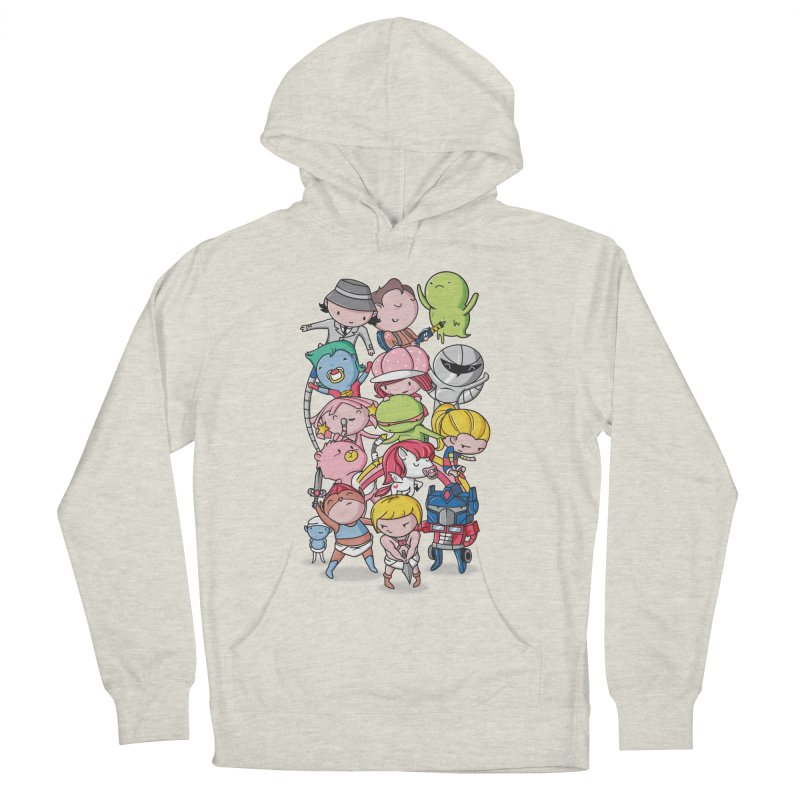 80's Babies Men's Pullover Hoody by danielstevens's Artist Shop
