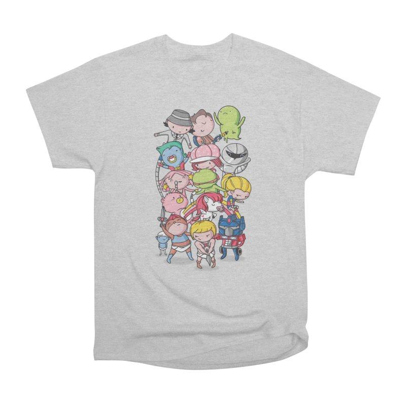 80's Babies Women's Heavyweight Unisex T-Shirt by danielstevens's Artist Shop