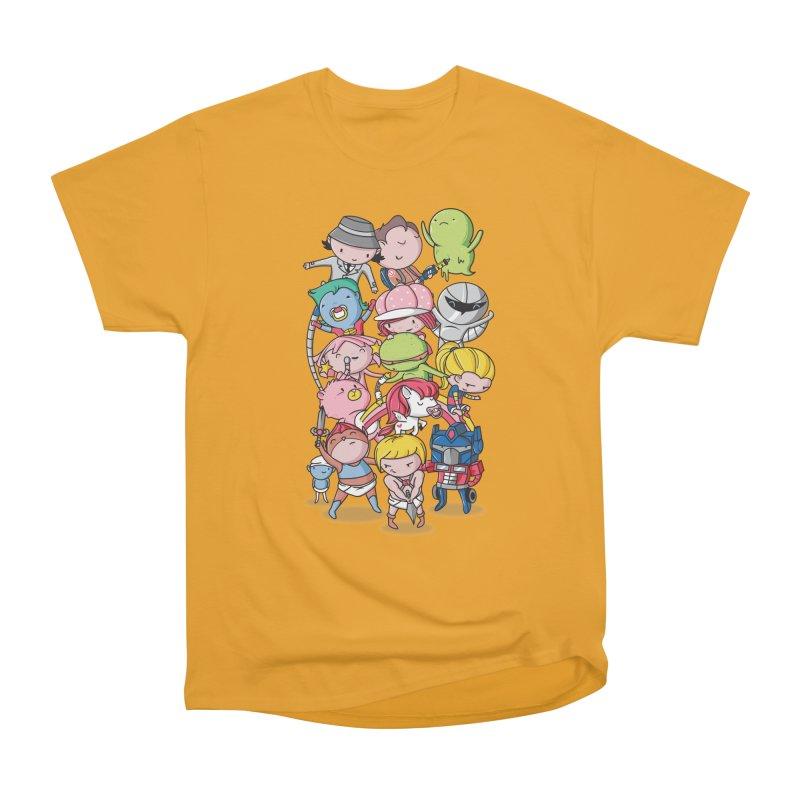80's Babies Men's Heavyweight T-Shirt by danielstevens's Artist Shop