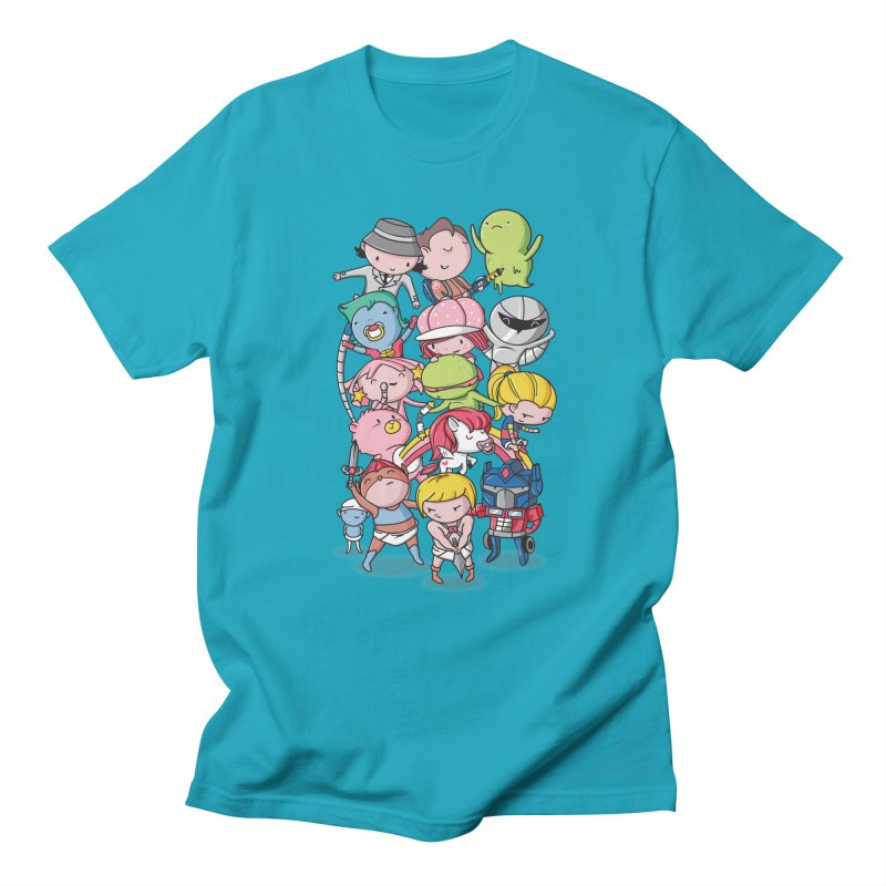 80's Babies Men's T-Shirt by danielstevens's Artist Shop