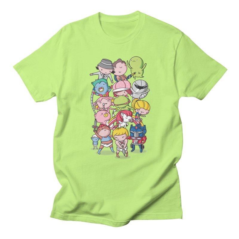 80's Babies Women's Unisex T-Shirt by danielstevens's Artist Shop