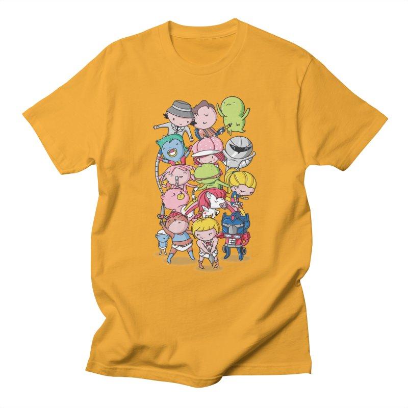 80's Babies Men's T-Shirt by danielstevens's Artist Shop