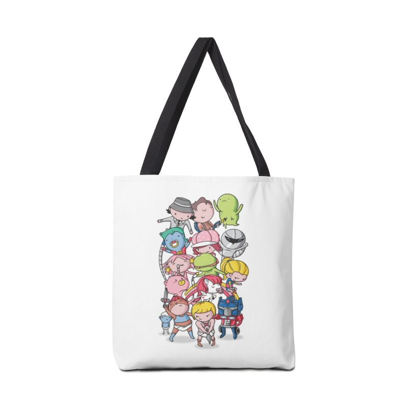 80's Babies Accessories Bag by danielstevens's Artist Shop