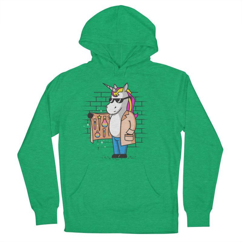 Pssst! I got magic Women's French Terry Pullover Hoody by danielstevens's Artist Shop