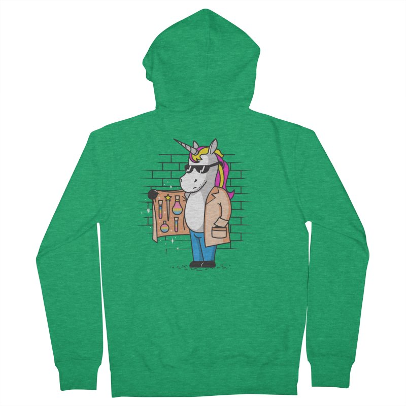 Pssst! I got magic Men's French Terry Zip-Up Hoody by danielstevens's Artist Shop