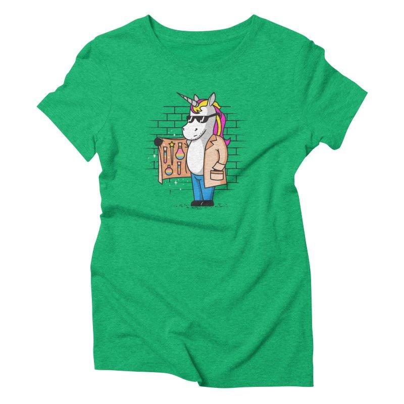 Pssst! I got magic Women's Triblend T-Shirt by danielstevens's Artist Shop