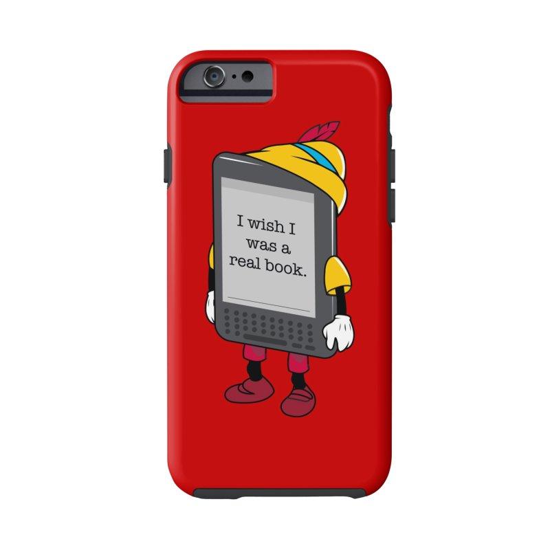 Wish upon an e-book Accessories Phone Case by Daniel Stevens's Artist Shop