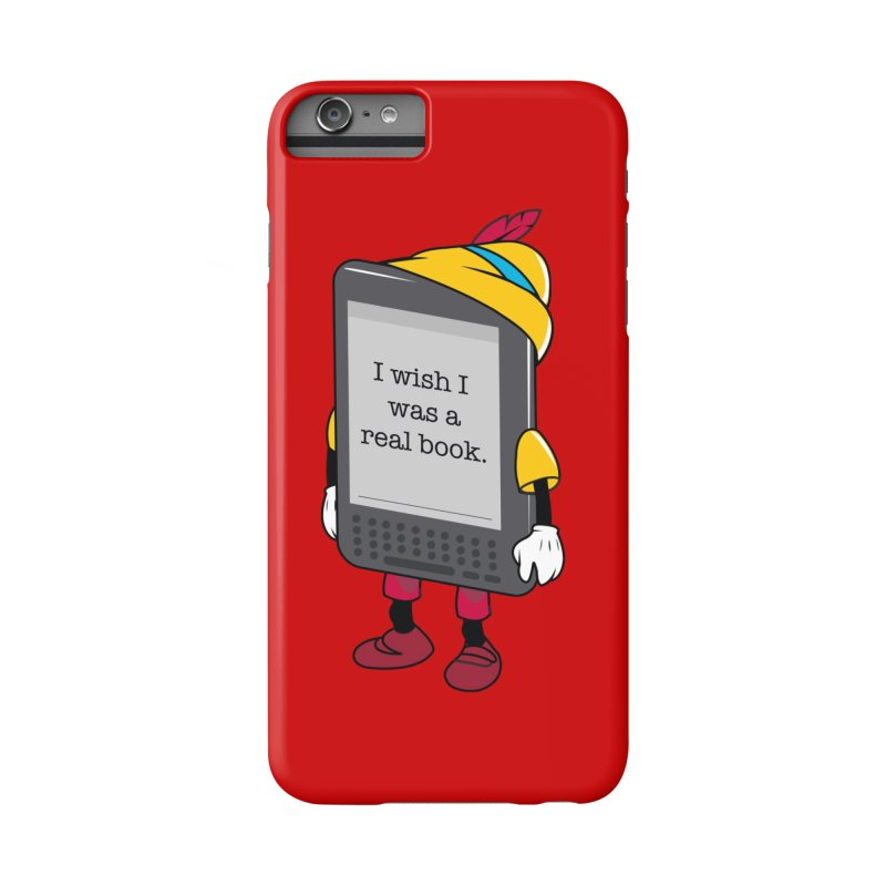 Wish upon an e-book Accessories Phone Case by Daniel Stevens's Artist Shop
