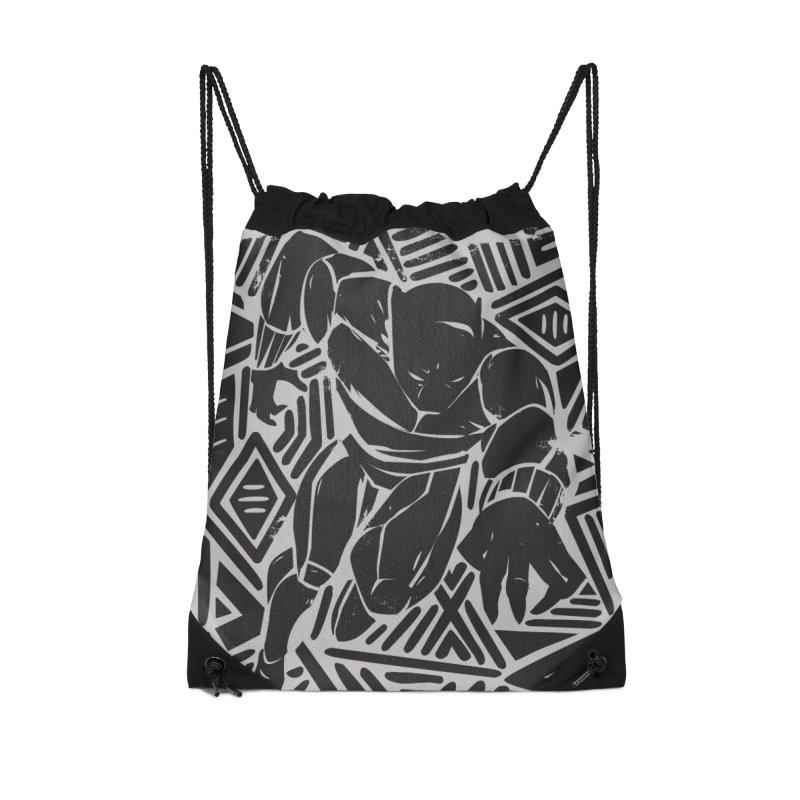 Panther Accessories Bag by Daniel Stevens's Artist Shop