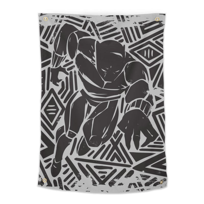 Panther Home Tapestry by danielstevens's Artist Shop
