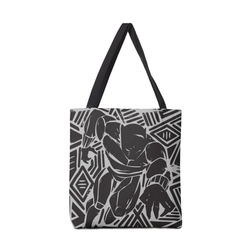Panther Accessories Bag by Daniel Stevens's Artist Shop