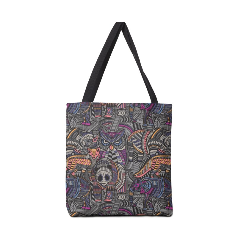 Tribe Accessories Bag by Daniel Stevens's Artist Shop