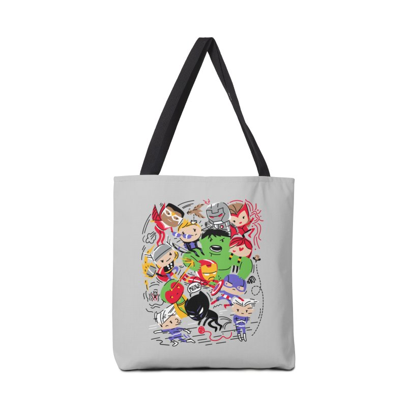 Kidvengers Accessories Tote Bag Bag by Daniel Stevens's Artist Shop