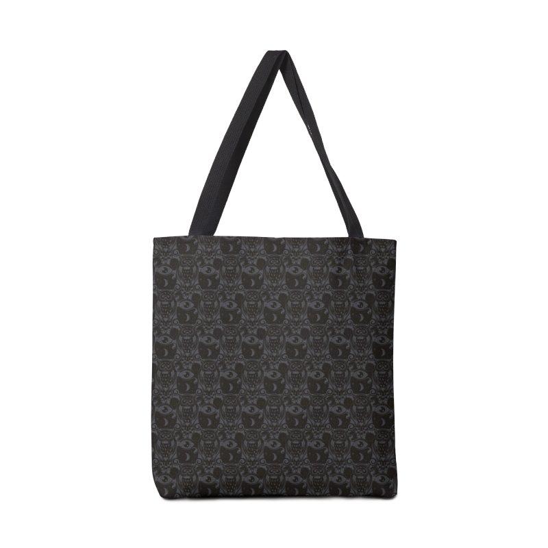 Insomnia Accessories Bag by Daniel Stevens's Artist Shop
