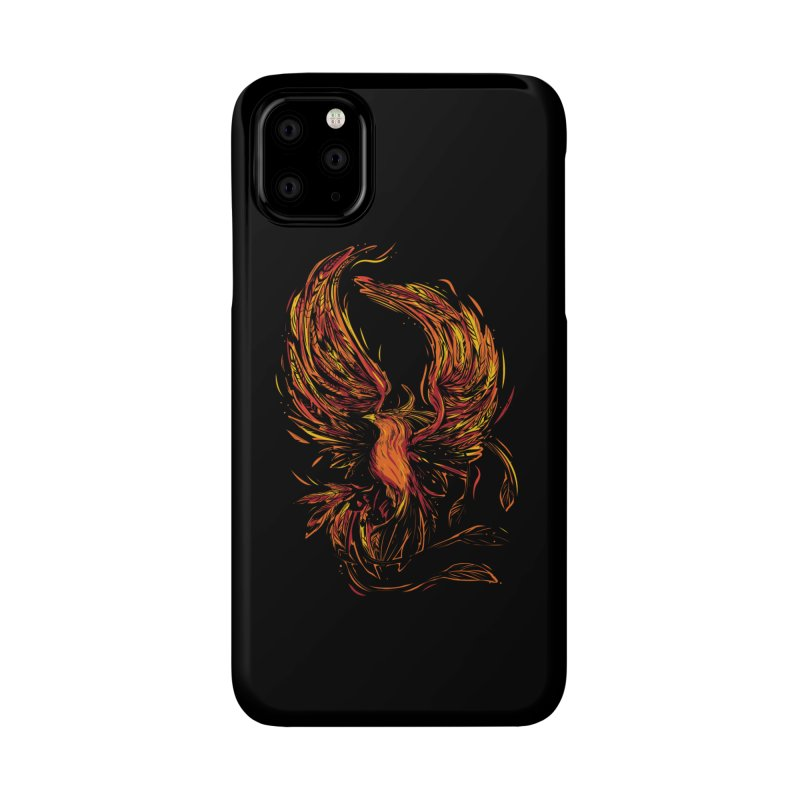 Phoenix Accessories Phone Case by Daniel Stevens's Artist Shop