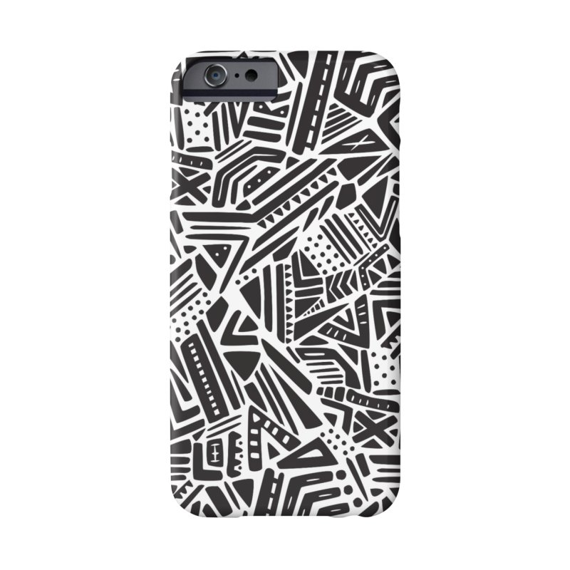 Geo Tribe Accessories Phone Case by Daniel Stevens's Artist Shop