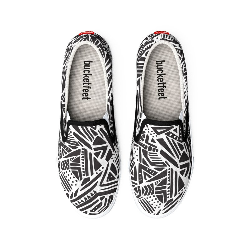 Geo Tribe Women's Shoes by Daniel Stevens's Artist Shop
