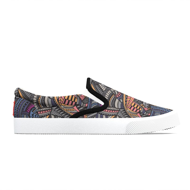 Nature's Tribe Men's Shoes by Daniel Stevens's Artist Shop