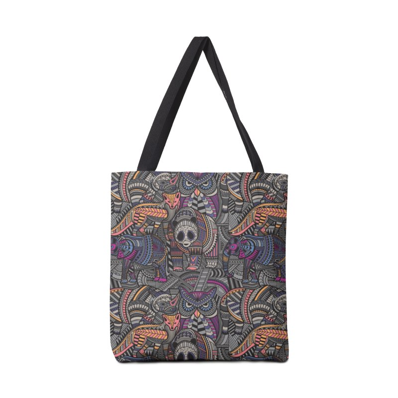 Nature's Tribe Accessories Tote Bag Bag by Daniel Stevens's Artist Shop