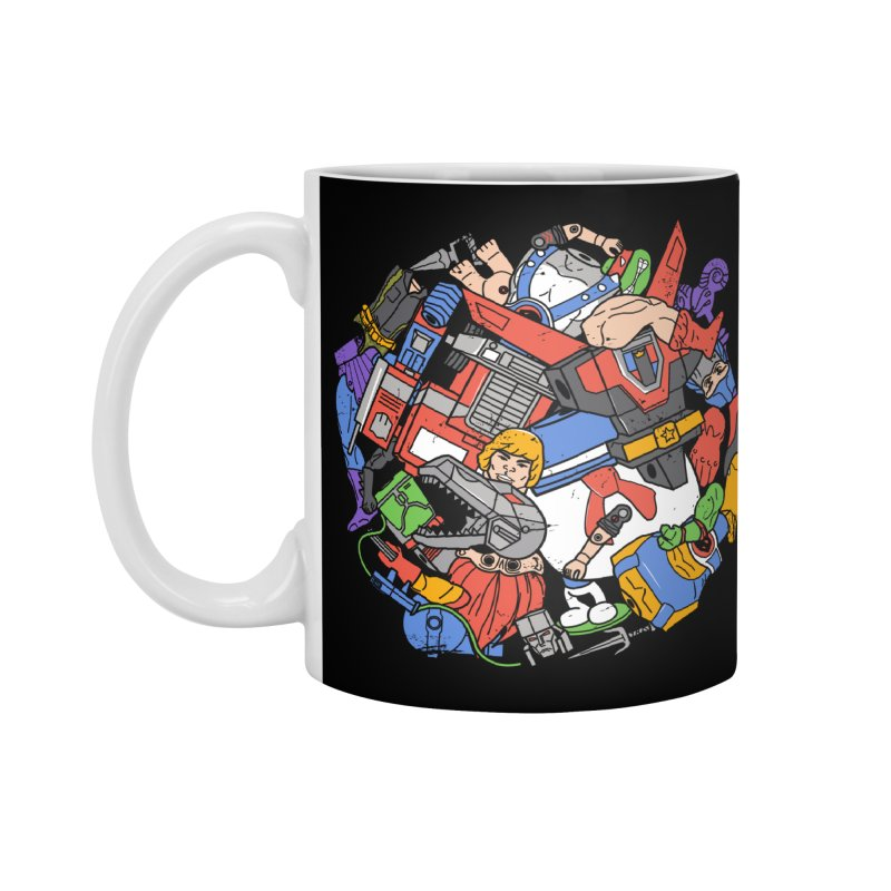 The Toy Box Accessories Standard Mug by Daniel Stevens's Artist Shop