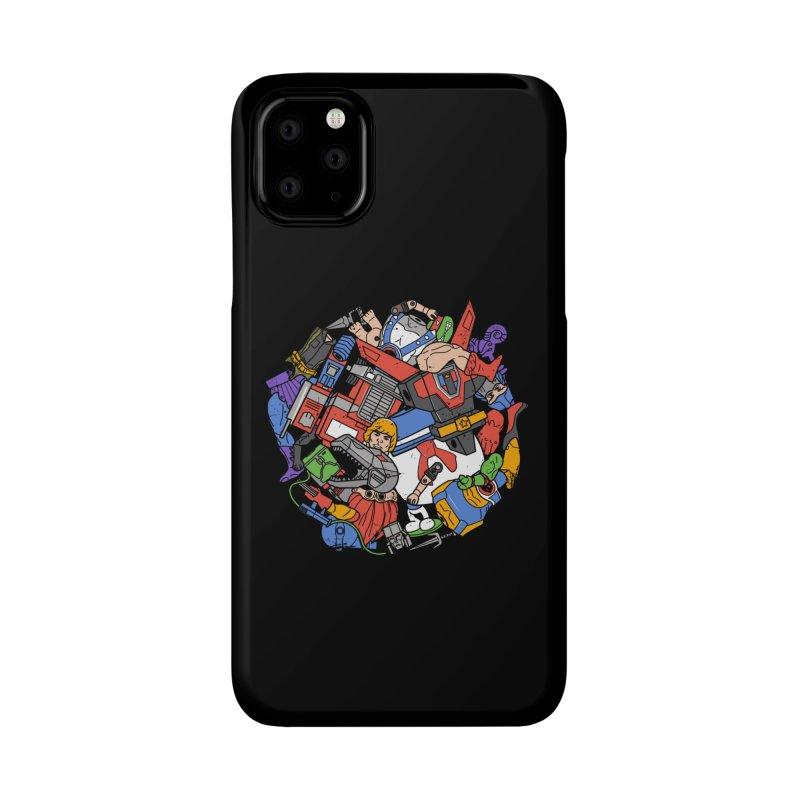 The Toy Box Accessories Phone Case by Daniel Stevens's Artist Shop