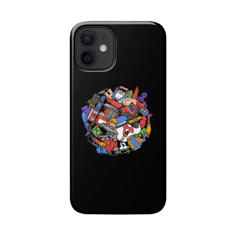 The Toy Box Accessories Phone Case by Daniel Stevens's Artist Shop