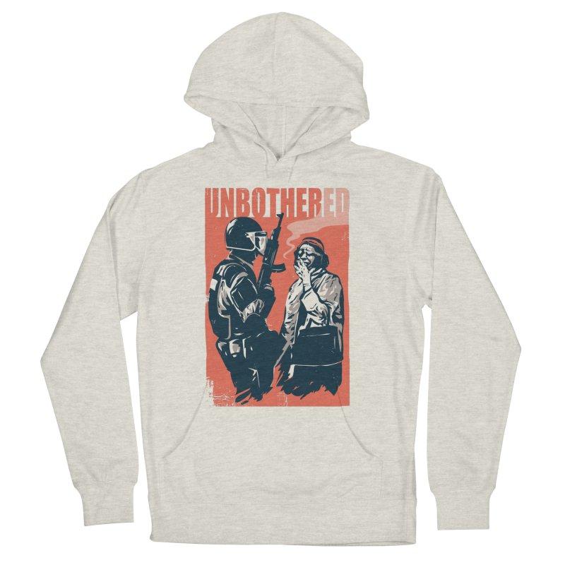 Unbothered Men's Pullover Hoody by Daniel Stevens's Artist Shop