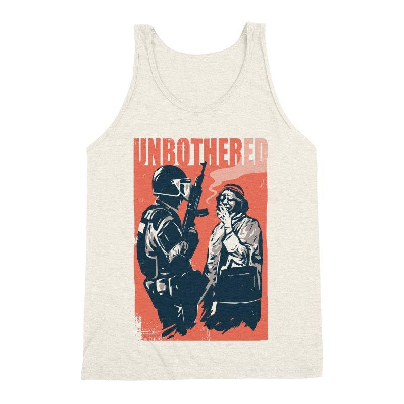 Unbothered Men's Tank by Daniel Stevens's Artist Shop