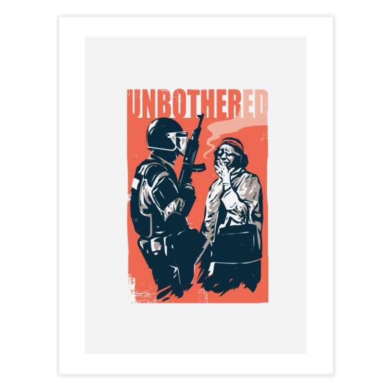Unbothered Home Fine Art Print by Daniel Stevens's Artist Shop