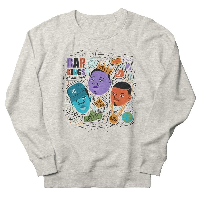 Rap Kings Men's Sweatshirt by Daniel Stevens's Artist Shop