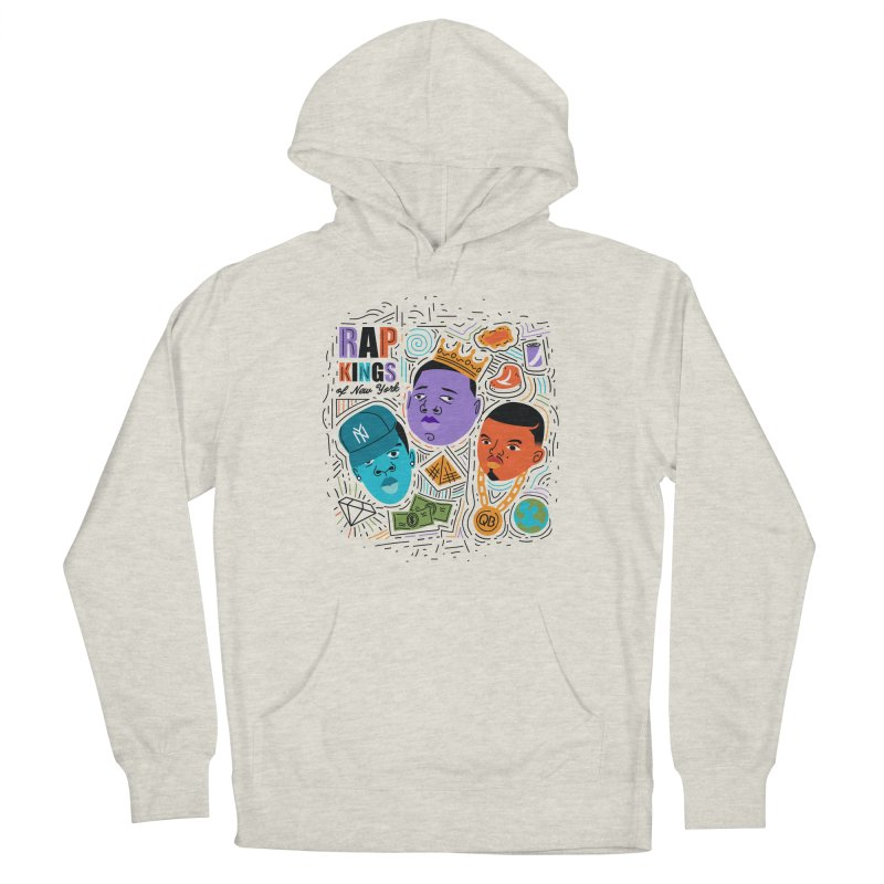 Rap Kings Men's Pullover Hoody by Daniel Stevens's Artist Shop