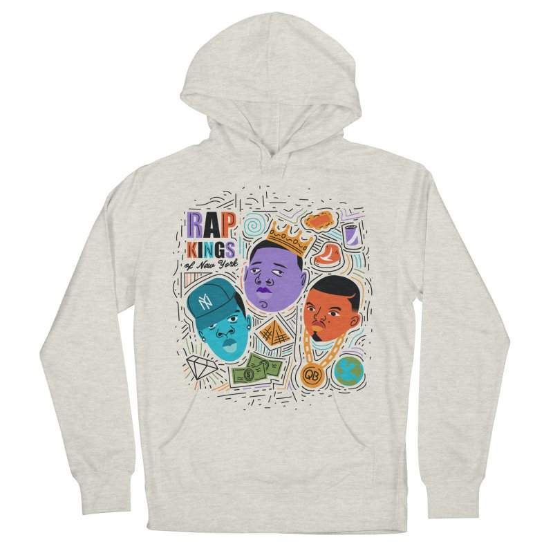 Rap Kings Women's Pullover Hoody by Daniel Stevens's Artist Shop